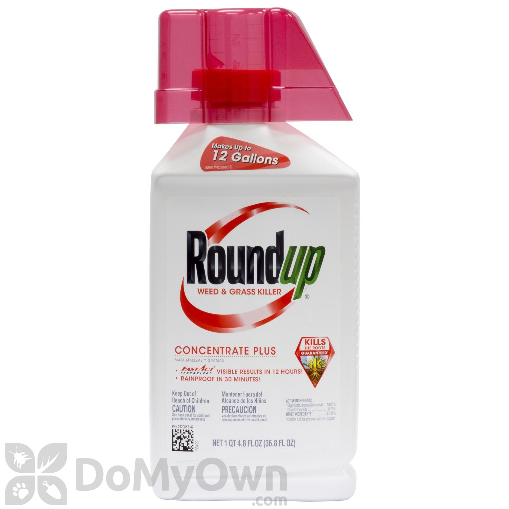 Roundup Lawn And Garden Concentrate Plus