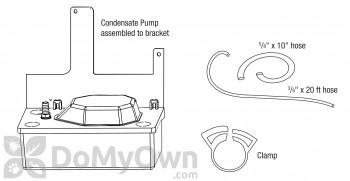 Santa Fe Dehumidifier Pump Kit (4033038)