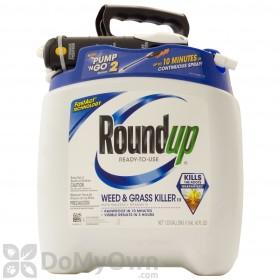 Roundup Weed & Grass Killer Pump & Go Sprayer