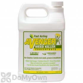 Avenger Weed Killer Concentrate - 1 gallon