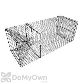 Tomahawk Rigid Single Door XL Fish Trap Easy Release - Model 406