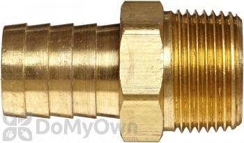 B&G Brass Hose Barb Connector (23082700)