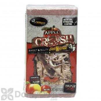 Apple Crush Salt Block