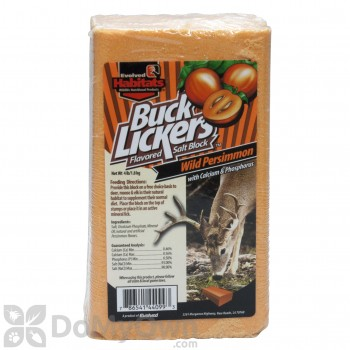 Buck Lickers - Wild Persimmon Block