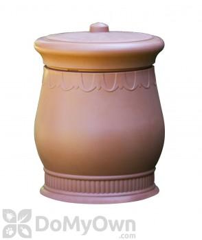 Savannah Urn Storage and Waste Bin