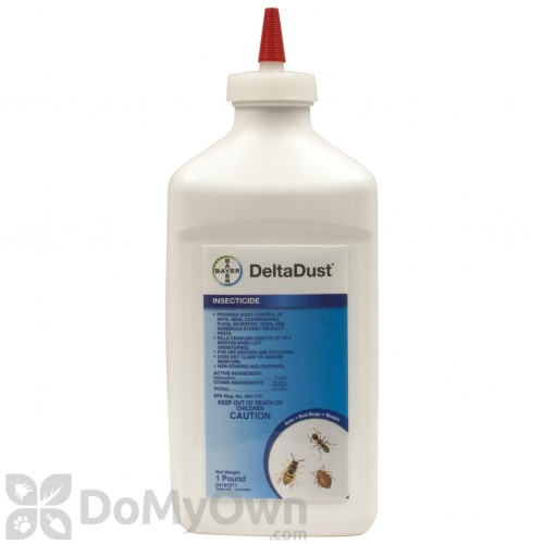 Delta Dust Insecticide Deltamethrin Free Shipping