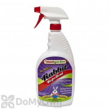 I Must Garden Rabbit Repellent 32 oz RTU Spray