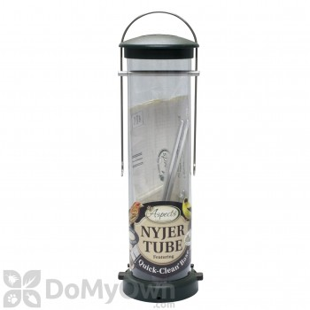 Aspects Quick Clean Spruce Nyjer Bird Feeder (426)