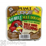 C&S Products Peanut Delight No-Melt Suet Dough (507)