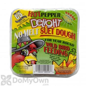 C&S Products Hot Pepper Delight No - Melt Suet Dough (553)