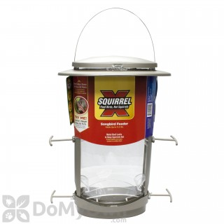 Classic Brands Squirrel-Proof X-1 Bird Seed Feeder
