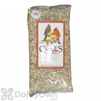 Coles Wild Bird Products Cajun Cardinal Bird Seed