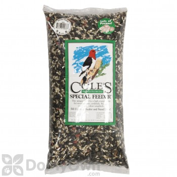 Coles Wild Bird Products Special Feeder Bird Seed