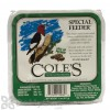 Coles Wild Bird Products Special Feeder Suet Bird Seed Cake