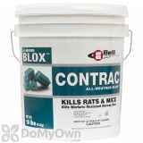 Contrac Blox Rodenticide - 18 lbs.