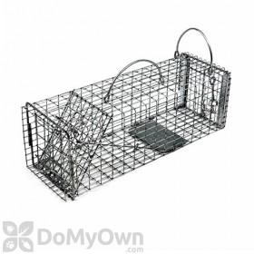 Tomahawk Deluxe Chipmunk/Rat Size Trap Easy Release Door - Model 602