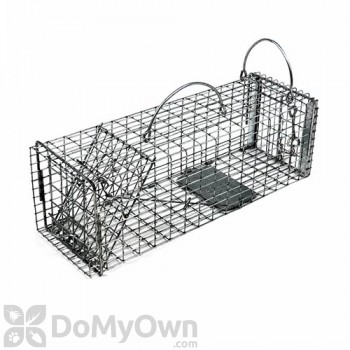 Tomahawk Deluxe Chipmunk/Rat Size Trap Easy Release Door - Model 602
