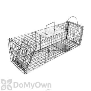 Tomahawk Deluxe Live Trap Skunks/Opossums Easy Release Door - Model 605