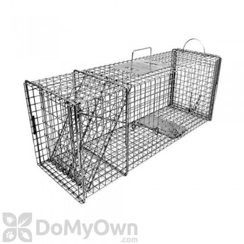 Tomahawk Rigid Trap Easy Release Door for Raccoons & similar sized animals - Model 608.1