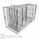 Tomahawk Rigid Trap Easy Release Door small Dog/Coyote Size - Model 610A
