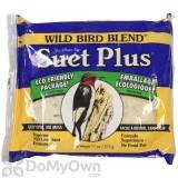 Wildlife Sciences Wild Bird Plus Suet Cake Bird Food 11 oz. (203)