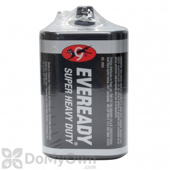Energizer 1209 Eveready 6 Volt Spring Top Battery