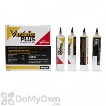 Vendetta Plus Cockroach Gel Bait - CASE (5 boxes / 20 tubes)