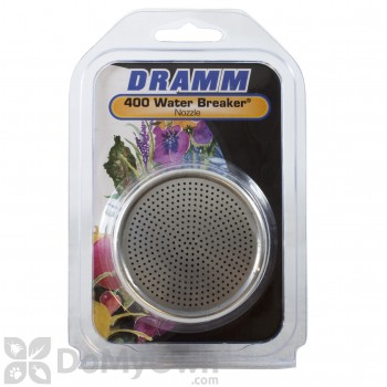 Dramm 400 Series Die Cast Water Breaker Nozzle