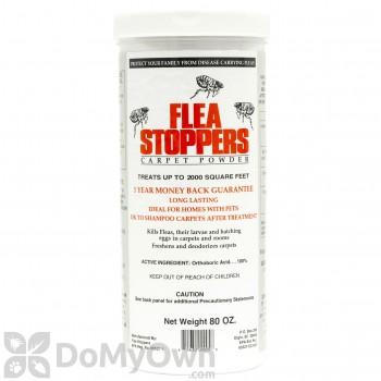 Flea Stoppers Flea Powder Flea Killer Free Shipping