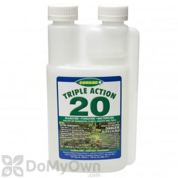 Brandt Consan Triple Action 20