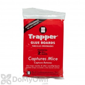 Trapper Mouse Glue Board Traps