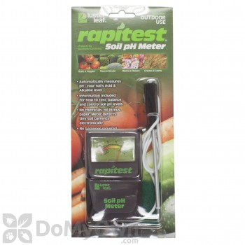 Luster Leaf Rapitest Soil pH Meter 1840