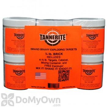 Tannerite Exploding Rifle 1/4 lb. Brick Target Kit