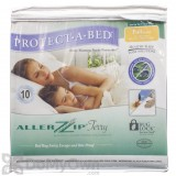 Protect-A-Bed AllerZip Bed Bug Mattress Cover - Full