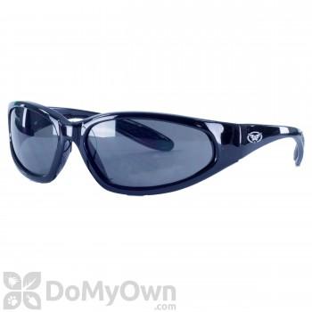 Global Vision Eyewear Hercules Safety Glasses - Smoke