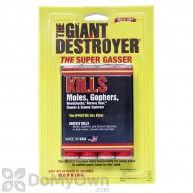 Giant Destroyer - CASE (48 gassers)