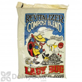 Lady Bug Natural Brand Revitalizer Compost