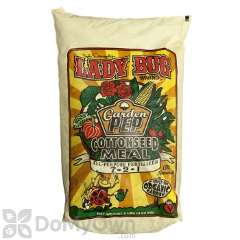 Lady Bug Natural Garden Pep Cottonseed Meal