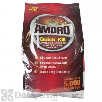 Amdro Quick Kill Lawn & Landscape Insect Killer Granules