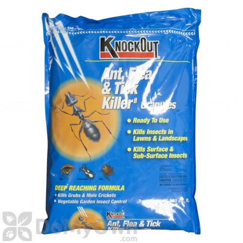 Knock Out Ant Flea Amp Tick Killer Granules