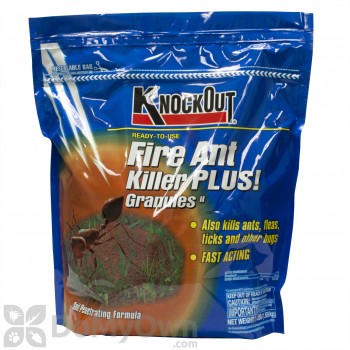 Knock Out Fire Ant Killer