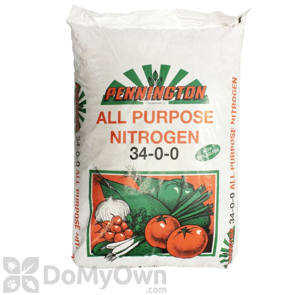 pennington all purpose nitrogen fertilizer 3400