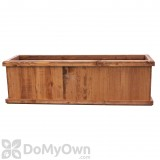 Pennington Planter Box Heartwood 40 in. x 12 in. x 12 in.