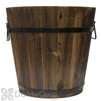 Pennington Dark Flame Bucket 12 in.
