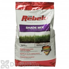 The Rebels Shade Mix for Tall Fescue Grass Seed