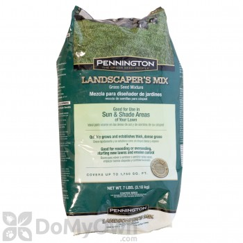 Pennington Landscapers Lawn Seed Central PC Mixture