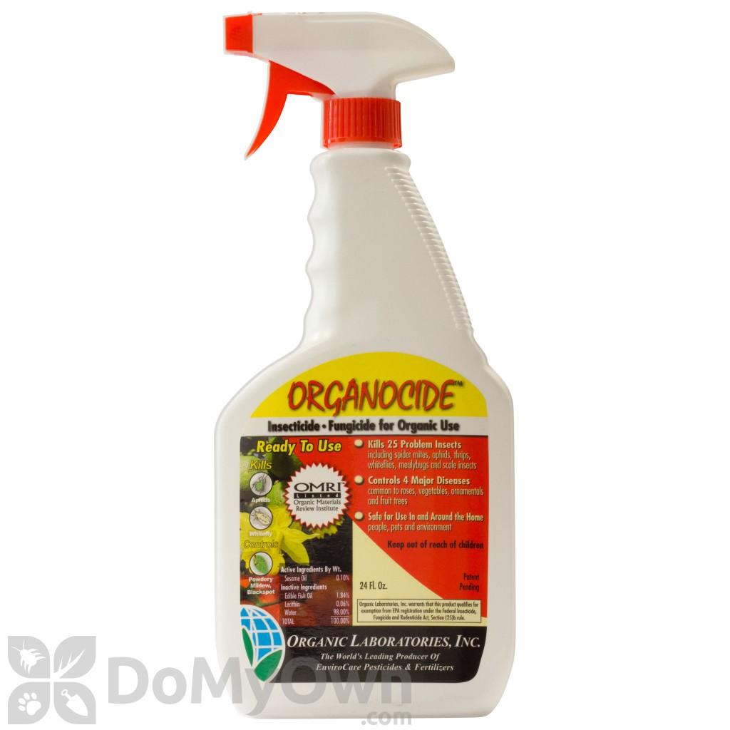 Organocide 3 In 1 Garden Spray Rtu