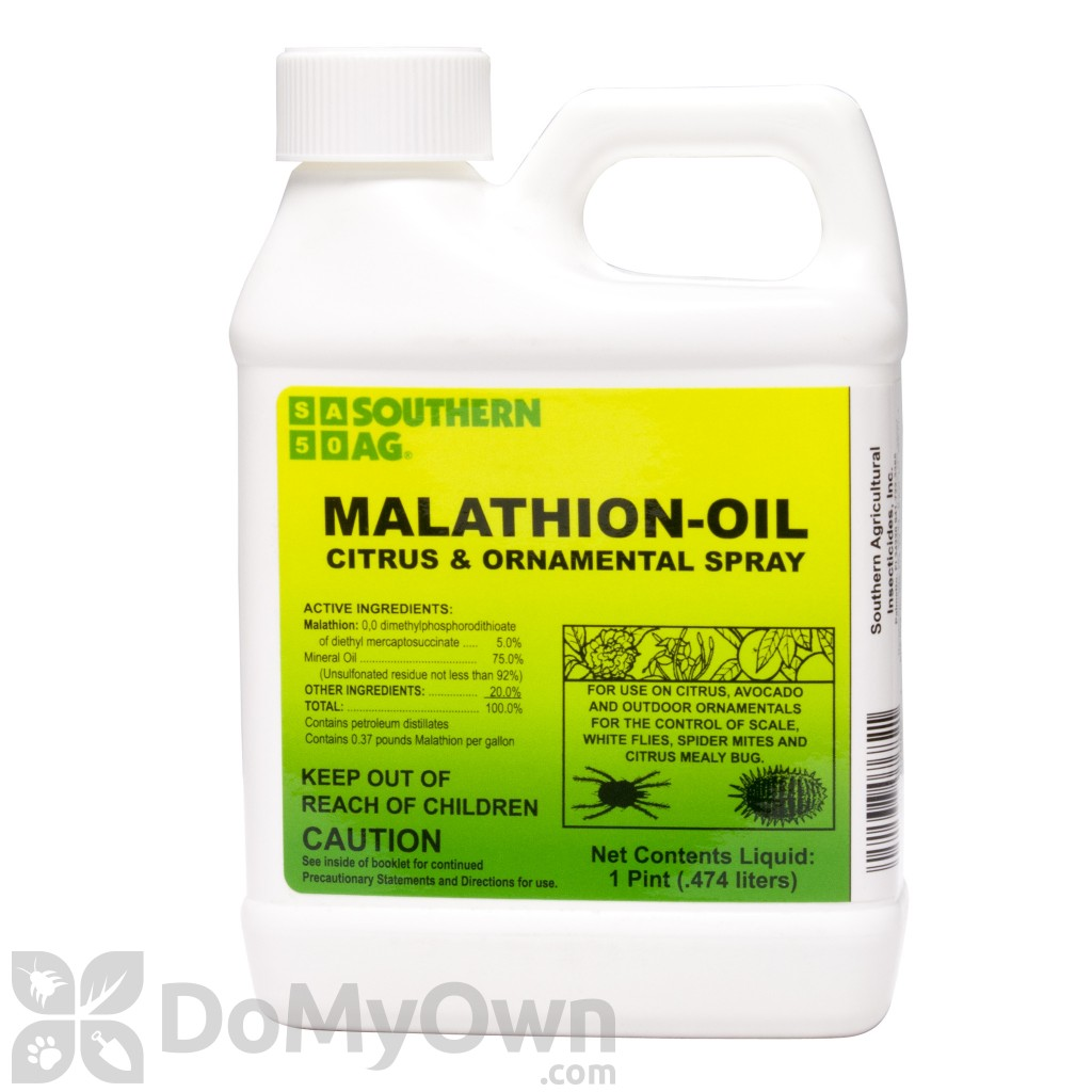 Southern Ag Malathion Oil Citrus Amp Ornamental Insect Spray