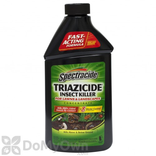 Spectracide Triazicide ce & Done Insect Killer Concentrate