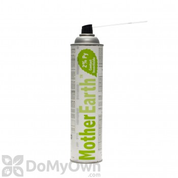 MotherEarth 2% Py Contact Aerosol - 17.5 oz.